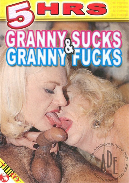 Fuck holes grandma sucks dvd