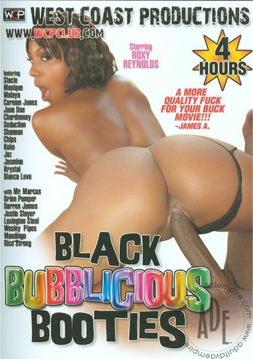 Black Bubblicious Booties