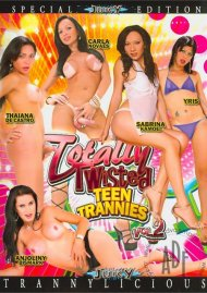 Totally Twisted Teen Trannies Vol. 2 Porn Video