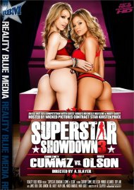 Superstar Showdown: Courtney Cummz Vs. Bree Olson Porn Video
