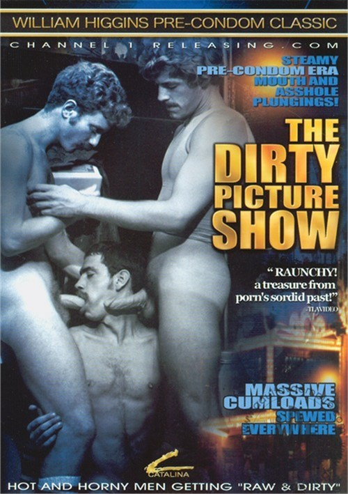Dirty Picture Show, The Boxcover