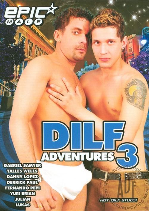 DILF Adventures 3 Boxcover