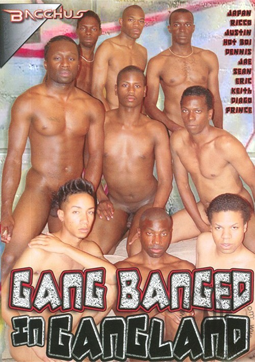 Gang Banged In Gangland Boxcover