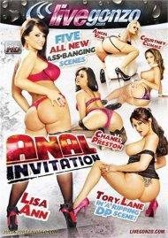 Anal Invitation Porn Video