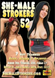 She-Male Strokers 52 Porn Video