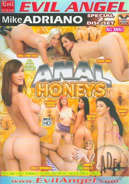Anal Honey