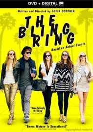 Bling Ring, The (DVD + UltraViolet) Gay Cinema Movie