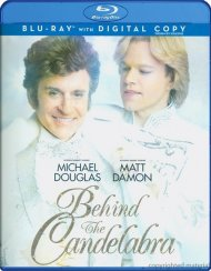 Behind The Candelabra (Blu-ray + Digital Copy) Gay Cinema Movie