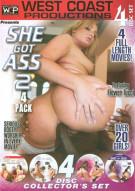 She Got Ass 4-Pack #2 Porn Movie