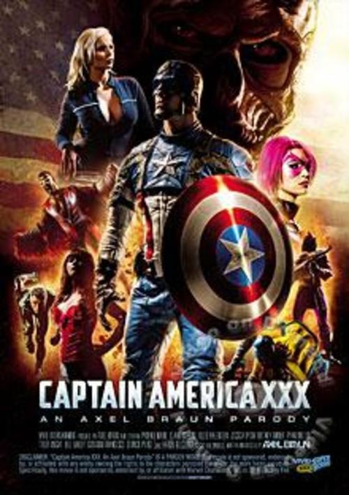 Avengers Xxx Porno Parodie