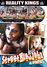 Street Blowjobs 4-Pack