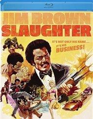 Slaughter Blu-ray Movie