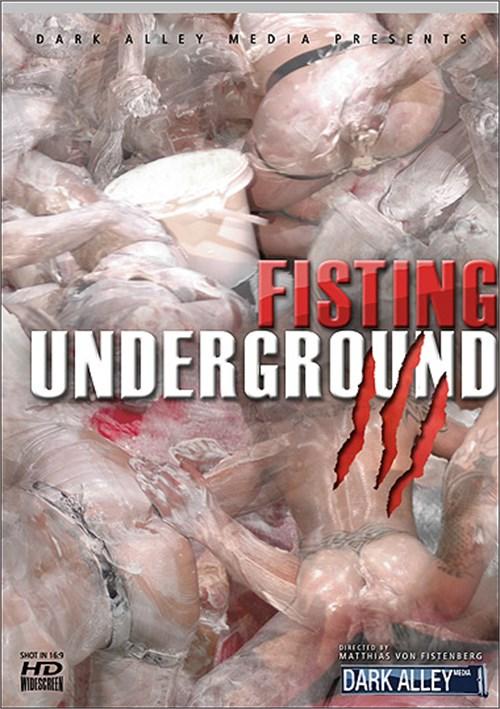 Fisting Underground Part 3 Boxcover