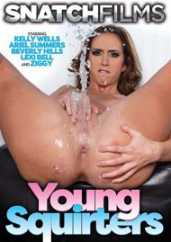 Young Squirters Porn Video