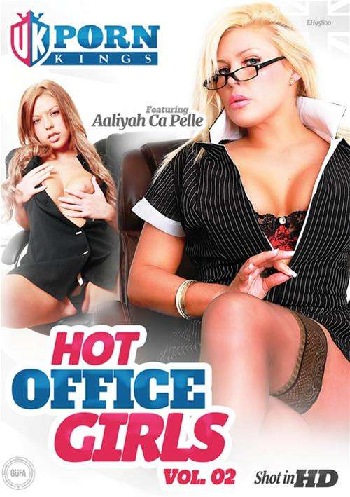 Hot Office Girls Vol. 2