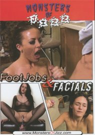 Monsters Of Jizz: Footjobs & Facials Porn Video