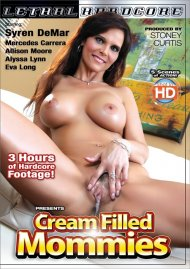 Cream Filled Mommies Porn Video