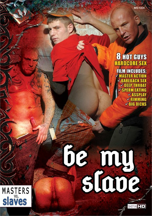 Be My Slave Boxcover