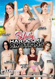 Hairy Hardcore Ambitions Porn Video
