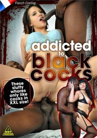 Addicted to Black Cocks Porn Video