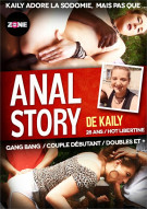 Kaily's Anal Story Porn Video