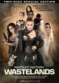 Fantasy Factory: Wastelands DVD porn movie from Girlsway.