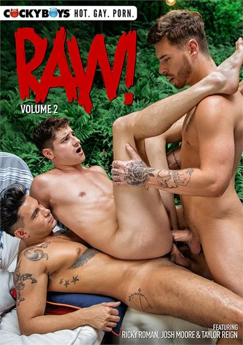 Raw! Vol. 2 Boxcover
