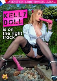Kelly Doll is on the Right Track Porn Video