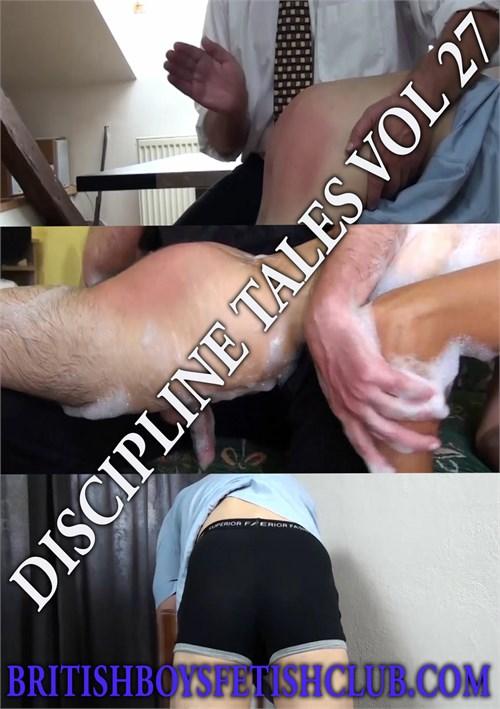 Discipline Tales Vol 27 Boxcover