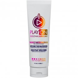 Sytem Jo Play On Thick Water Based Gel - 4 oz. Sex Toy