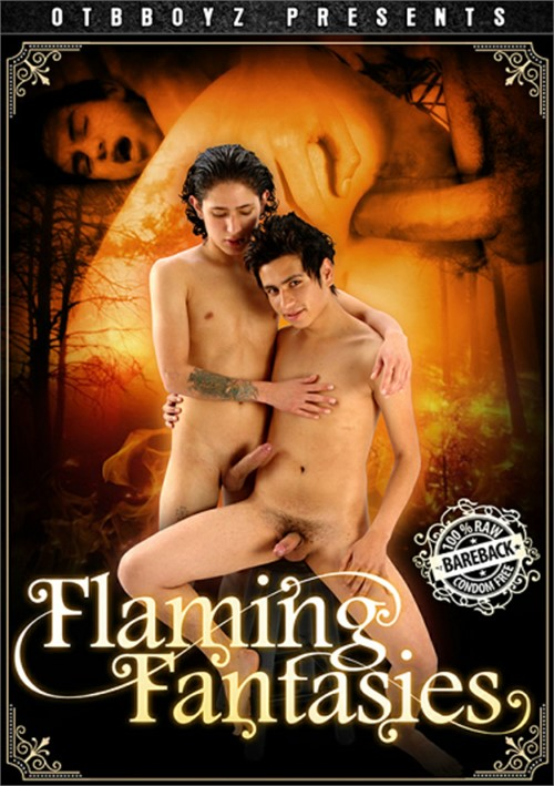Flaming Fantasies Boxcover