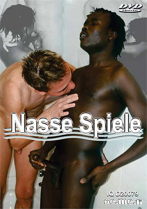 Nasse Spiele Boxcover