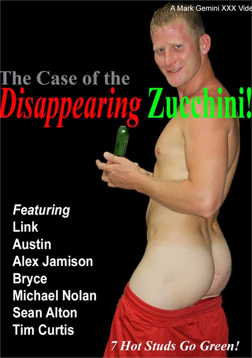 Case of the Disapperaing Zucchini!, The Boxcover