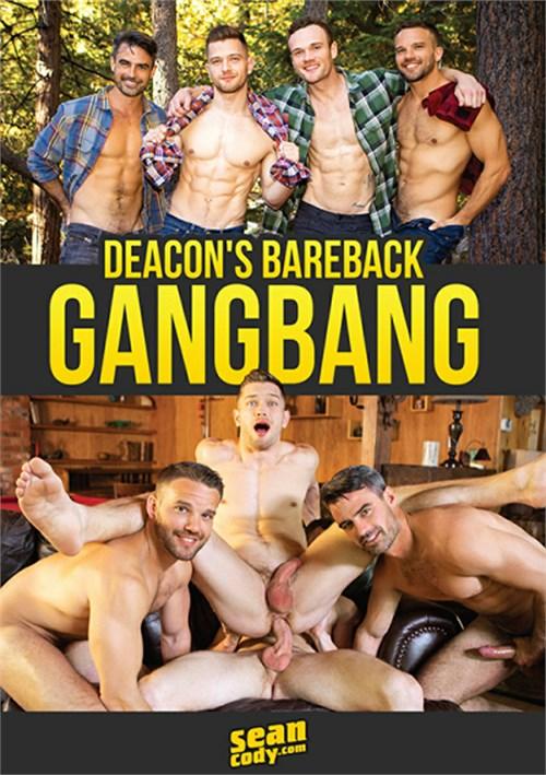 Deacons Bareback Gangbang Cover Front