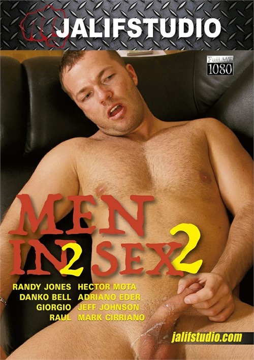 Men In2 Sex 2 Boxcover