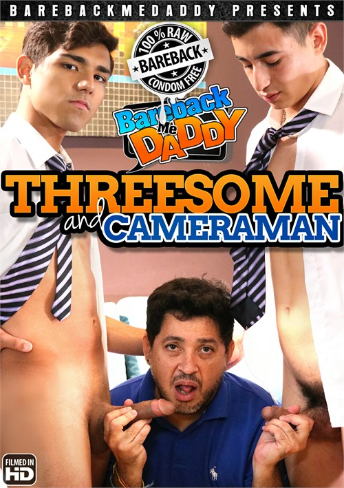 Threesome and Cameraman Boxcover