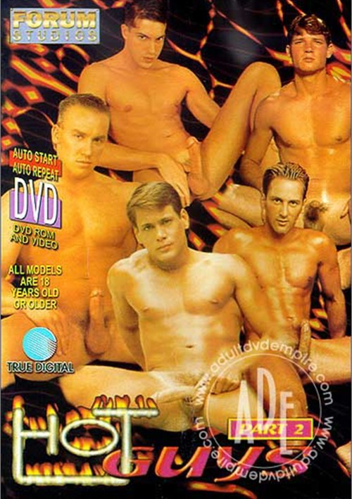 Hot Guys 2 Boxcover