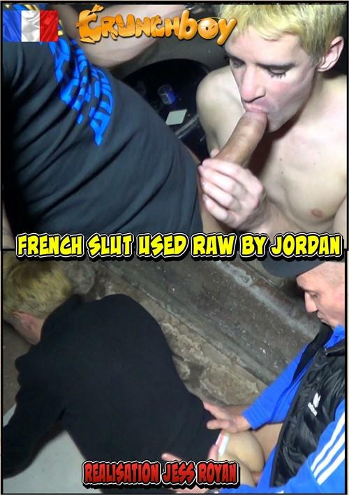 French Slut Used Raw by Jordan Boxcover