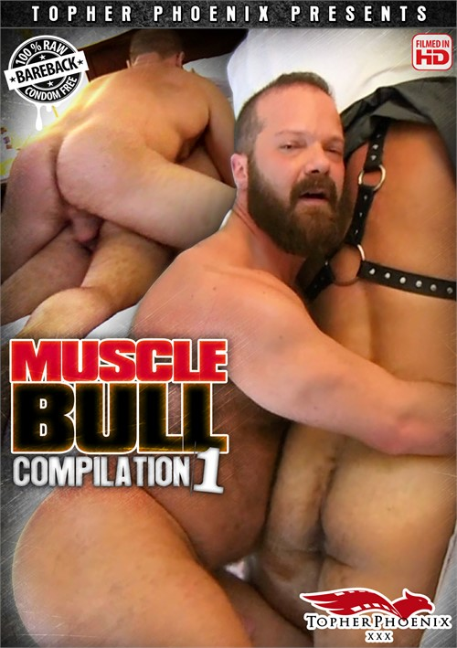 Muscle Bull Compilation Boxcover