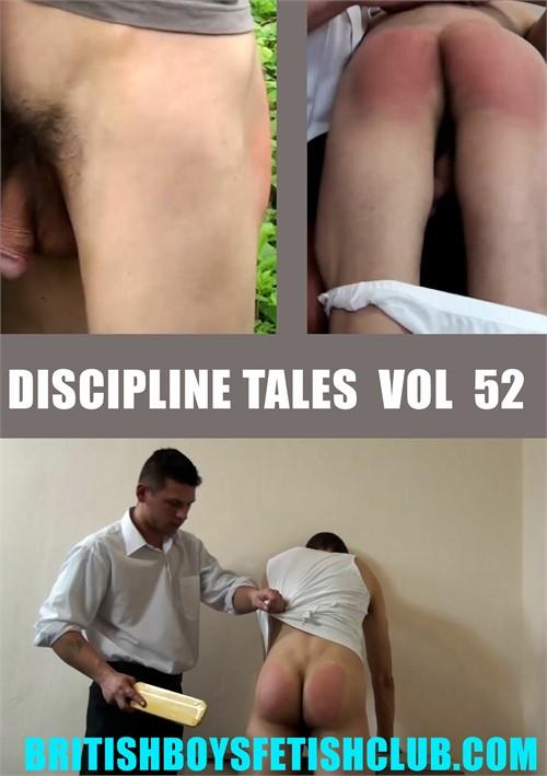 Discipline Tales Vol 52 Boxcover