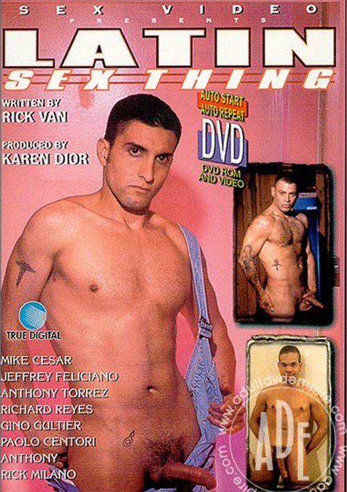 Latin Sex Thing Boxcover