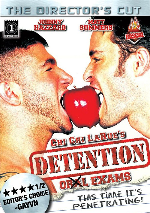 Chi Chi LaRue's Detention Boxcover