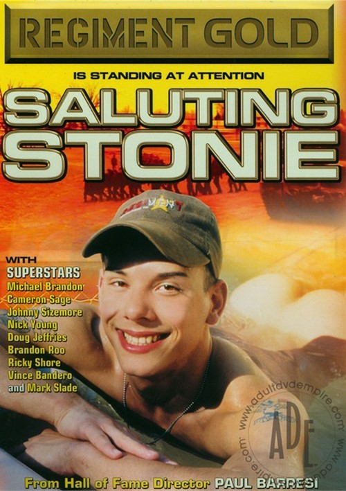 Saluting Stonie Boxcover