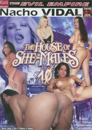 House Of She-Males 10 Porn Video