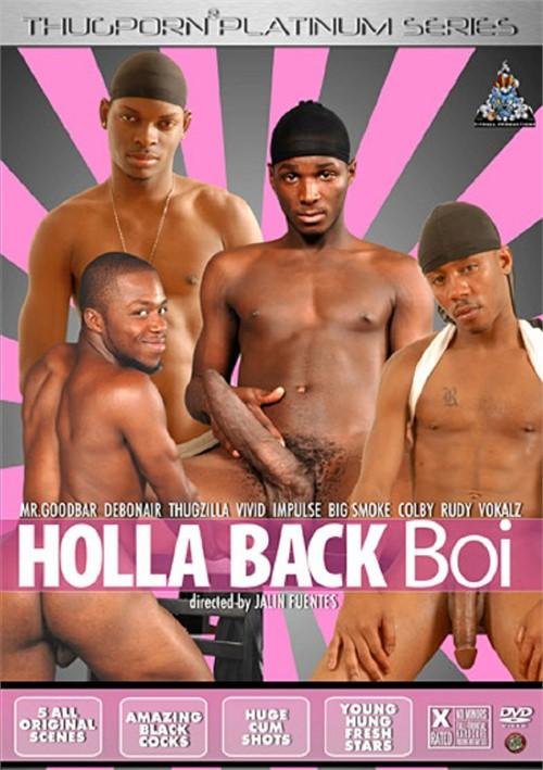 Holla Back Boi Boxcover