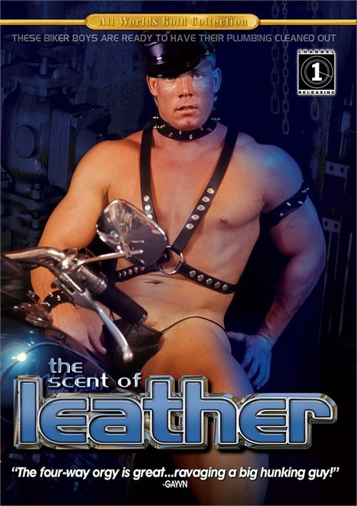 Scent of Leather, The Boxcover