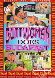 Buttwoman Does Budapest Porn Movie