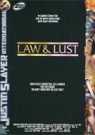 Law & Lust Porn Movie