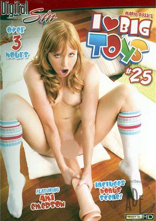 I Love Big Toys #25