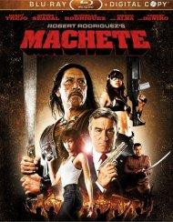 Machete Blu-ray Porn Movie